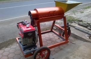 APO mesin pemotong rumput