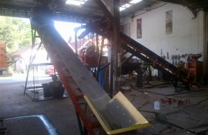 Conveyor Stonecrusher
